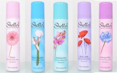 Shelley Tranq Memo blue bliss thai Combo Set