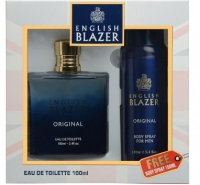 English Blazer Gift Set(Set of 2)