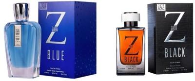 Zaza Black & Blue Gift Set