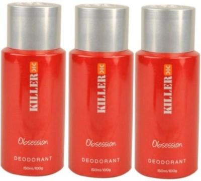Killer Obsession Deodorant Combo Set
