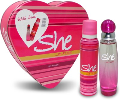 Archies She Is Fun Gift Set  Combo Set