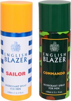 English Blazer Sailor::Commando Combo Set
