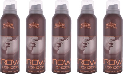 Aafal London Brown Gift Set  Combo Set