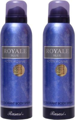 Rasasi Royale Blue Men Combo Set