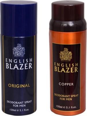 English Blazer Original::Copper Combo Set
