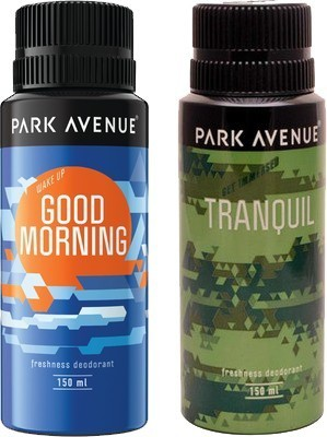 Park Avenue Good Morning and Tranquil Combo Set