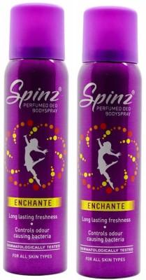 Spinz Enchante Combo Set
