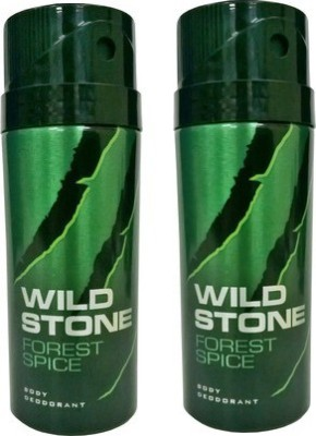 Wild Stone Forest Spice Combo Set
