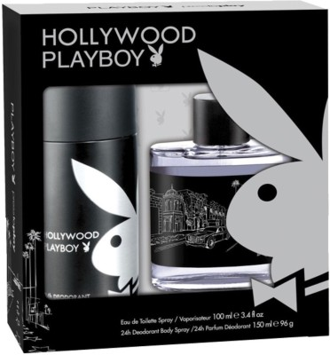 Playboy Gift Set - Hollywood(Set of 2)