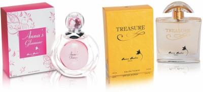 Anna Andre Paris Glamour & Treasure Perfume Gift Set