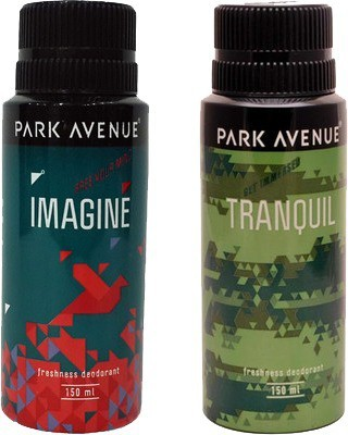 Park Avenue Imagine and Tranquil Combo Set