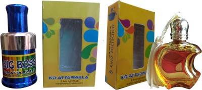 Kr Attarwala Third Natural Fancy Series Of Super Premium Attars Gift Set  Combo Set