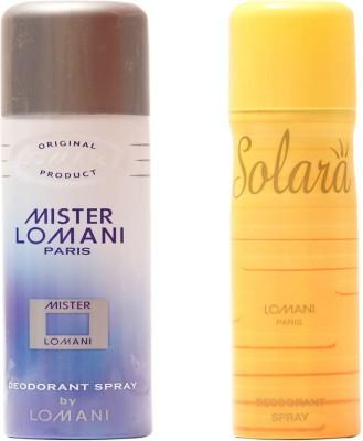 Lomani Mister Lomani,Solara Combo Set