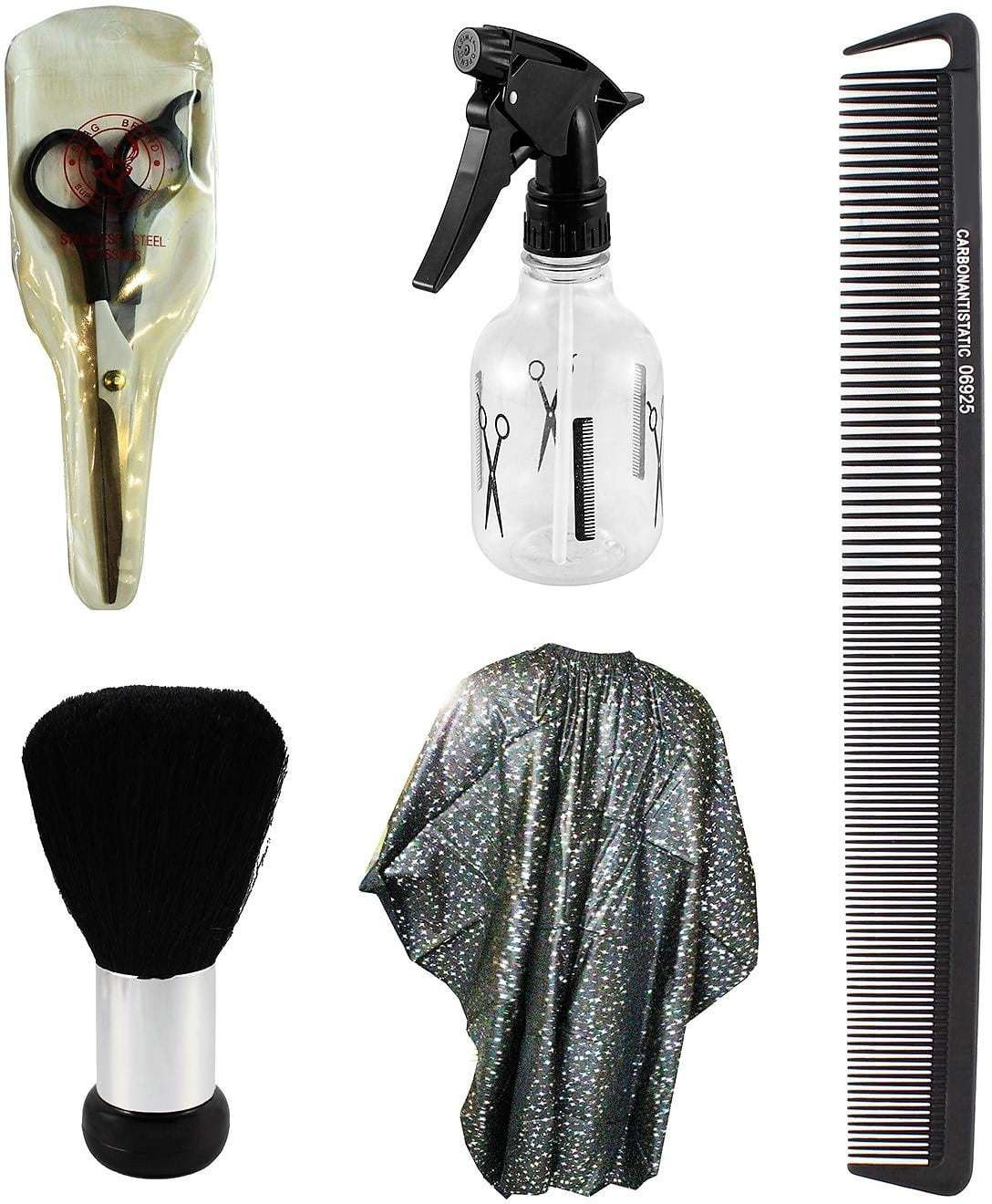 Ear Lobe & Accessories Personal /Professional Hair Cutting Combo Combo Set
