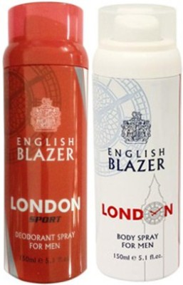 English Blazer London LondonSport Combo Set