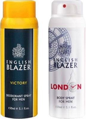 English Blazer Victory-London Combo Set