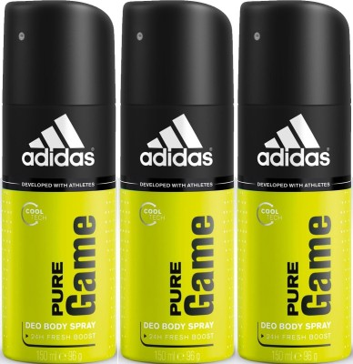 Adidas Pure Game Deo Combo Set