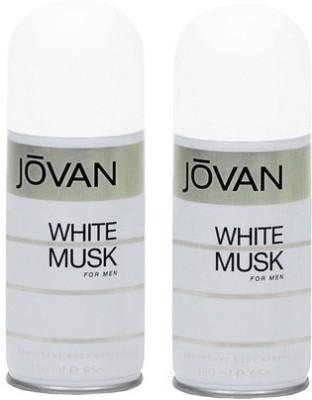 Jovan White Musk and White Musk Combo Set
