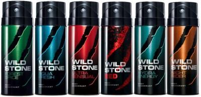 Wild Stone No-1 Combo Set