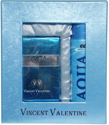 Vincent Valentine Paris Aqua de Valentine perfume & deodorant Gift Set