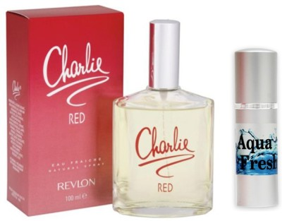 Revlon Charlie Red Perfume And Aqua Fresh Combo Set
