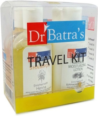 Dr Batras Travel Kit Combo Set