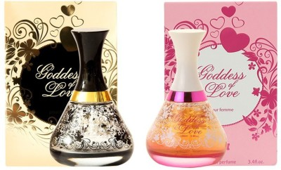 Helios Valentines Day Special Gift for Women- Helios Duo Combo Set