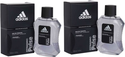 Adidas Dynamic Pulse - Pack of 2 Gift Set(Set of 2)
