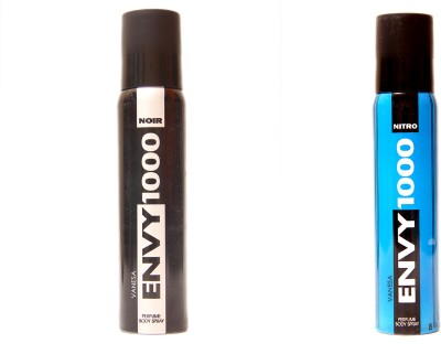 Envy 1000 Noir,Nitro Combo Set