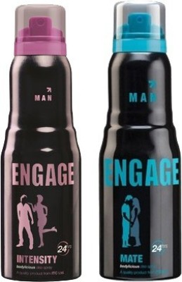 Engage Intensity and Mate Combo Set
