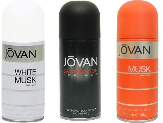 Jovan Combo Set(Set of 3)