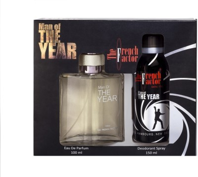 French Factor Man of the Year Gift Set