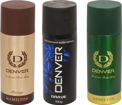 Denver Brave,Prestige,Hamilton Combo Set