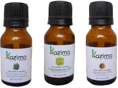 Kazima Perfumers Medicinal Use Gift Set  Combo Set