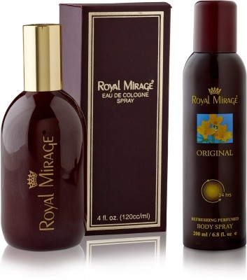 Royal Mirage Classic - Original?4 Fl Oz. Gift Set