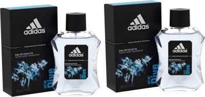 Adidas Ice Dive - Pack of 2 Gift Set