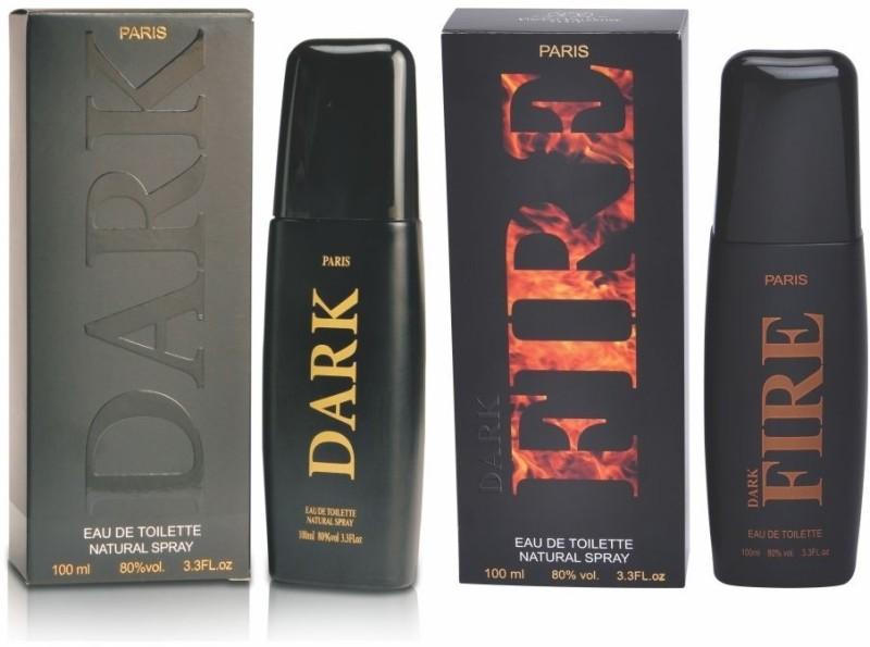 Vincent Valentine Paris Set of Dark & Dark Fire Perfume Gift Set(Set of 2)