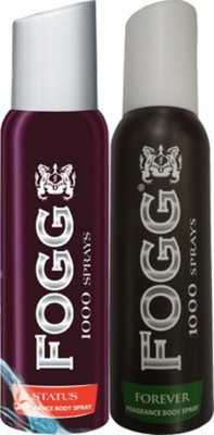 Fogg Deodorant No-2 Gift Set  Combo Set