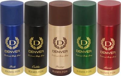 Denver Prestige,Hamilton,Honour,Caliber,Pride Combo Set