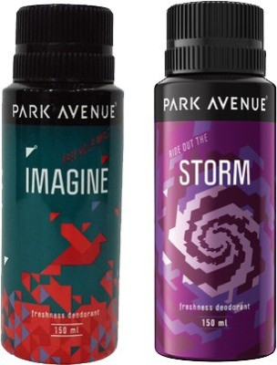 Park Avenue Imagine and Storm Combo Set