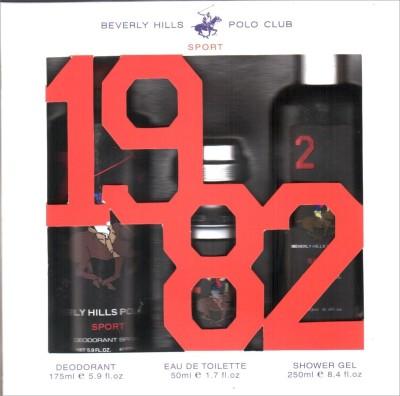Beverly Hills Polo Club Beverly Hills Polo Club Sport Gift Set