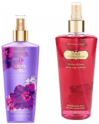 Victoria's Secret GG_VS_LoSp_PuSe Gift Set  Combo Set