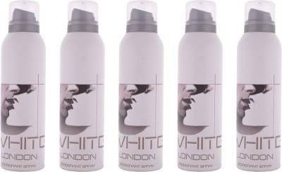Aafal London White Gift Set  Combo Set