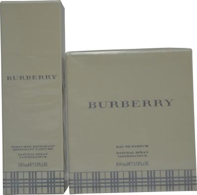 Burberry Burberry EDT 100ml+ Deo 150ml (M) Gift Set