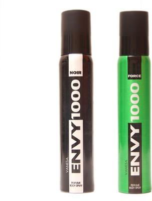 Envy 1000 Noir,Force Combo Set