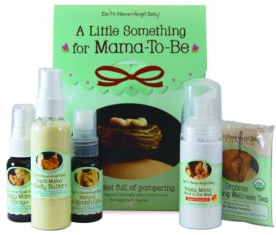 Earth Mama Angel Baby Earth Mama Angel Baby A Little Something For Mama Combo Set