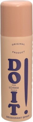 DO IT Lomani Deodorant Spray  -  For Boys