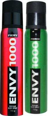 Envy 1000 Deodorant No-8 Gift Set  Combo Set