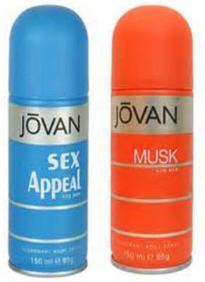 Jovan Combo Set