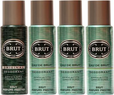Brut Eau De Brut,Original Combo Set